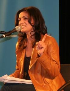 Journalistin und Autorin Hatice Akyün (Foto: Wachsmuth)