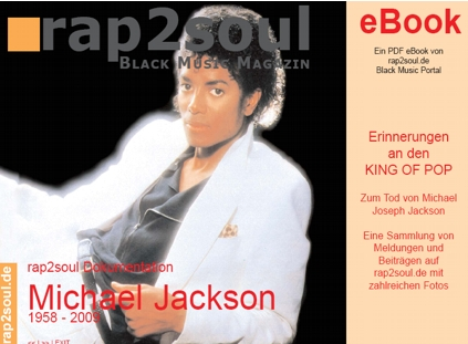 rap2soul - eBook über Michael Jackson