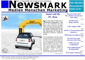 NewsMARK #011 - 4. August 2008